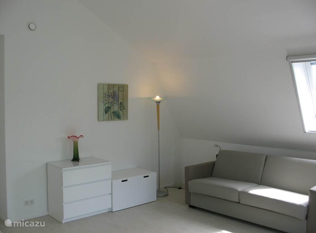 Slaap - woonkamer 2 met luxe slaapbank