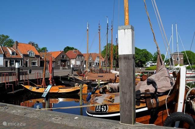 Vakantiehuis Nederland, Gelderland, Elburg - appartement Logeren in Elburg