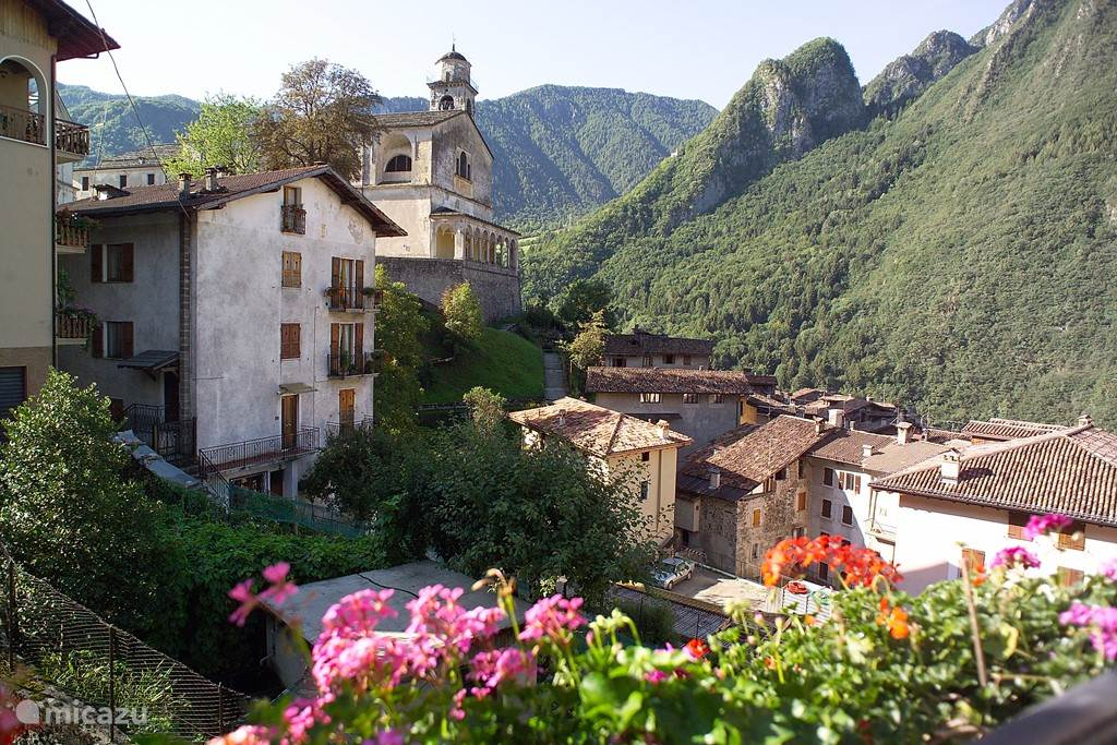 Mooie pittoreske dorpjes