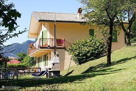 Vakantiehuis Italië, Italiaanse Meren, Idro vakantiehuis Elda 126 Idromeer (Tre Capitelli)