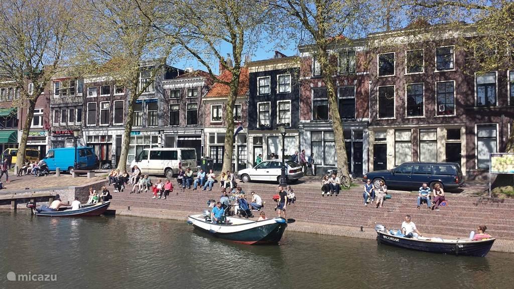 Vakantiehuis Nederland, Utrecht, Utrecht appartement Weerdhuis