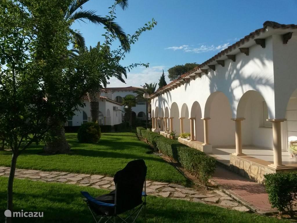 Vakantiehuis Spanje, Costa Blanca, Alfáz del Pi - appartement Casa Paloma Blanca