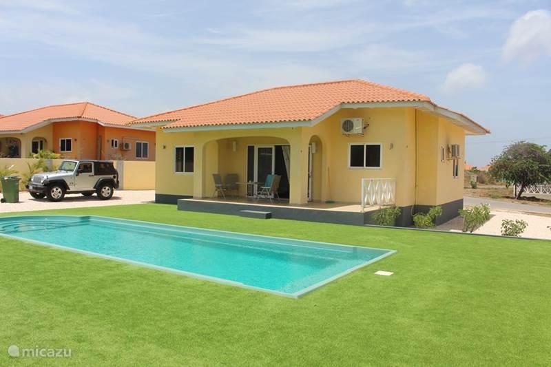 Vakantiehuis Curaçao, Banda Abou (west), Fontein Vakantiehuis Villa Sol Curacao