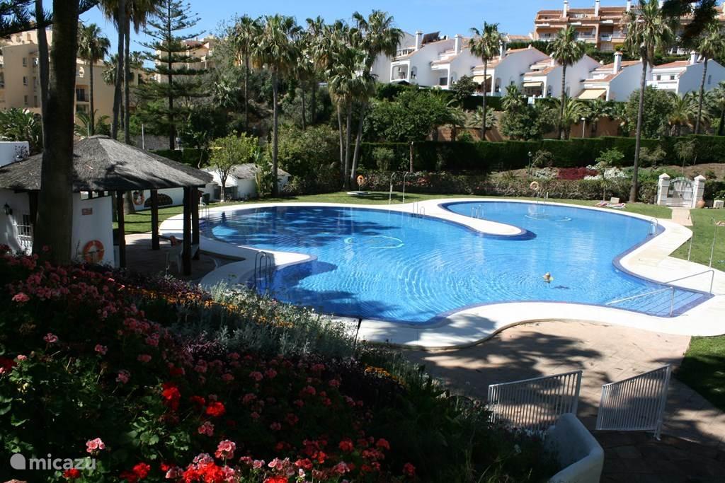 Vakantiehuis Spanje, Costa del Sol, Benalmádena Vakantiehuis Vakantiehuis Benalmádena