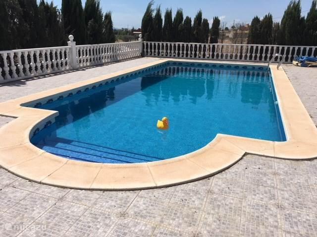 Vacation rental Spain – villa Cortijo La Campana