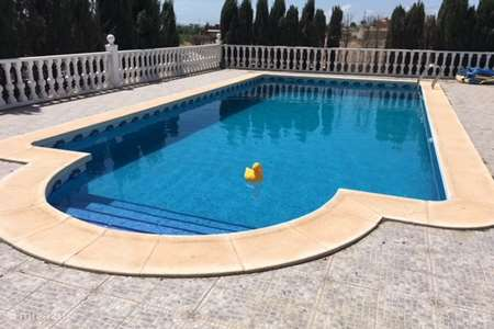 Vacation rental Spain, Murcia, Murcia villa Cortijo La Campana