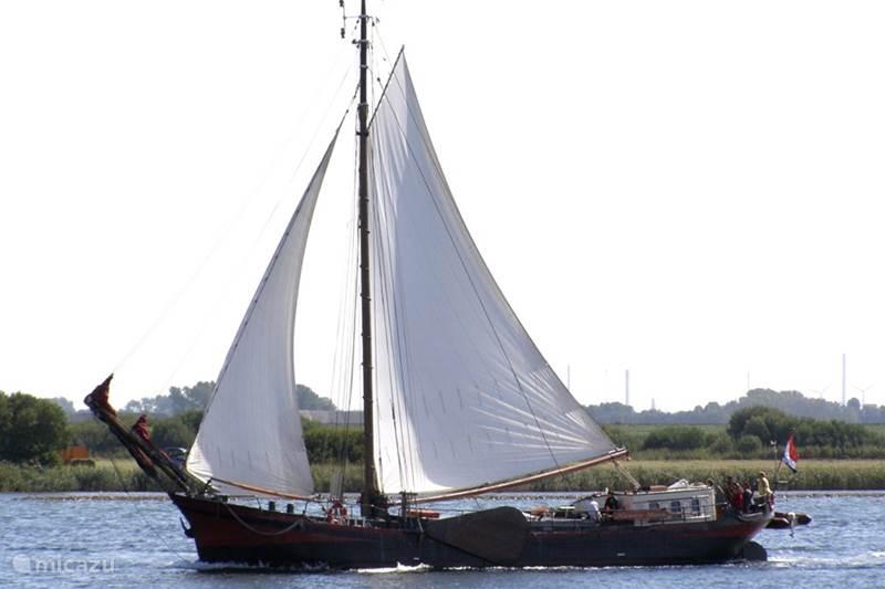 Vakantiehuis Nederland, Zeeland, Zierikzee Camper / Jacht / Woonboot Historisch Zierikzee