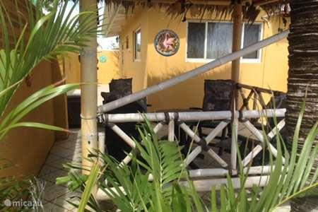 Vakantiehuis Curaçao, Banda Abou (west), Grote Berg appartement Grote Berg Sunshine