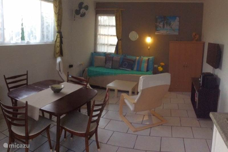 Vacation rental Curaçao, Banda Abou (West), Grote Berg Apartment Grote Berg Sunshine