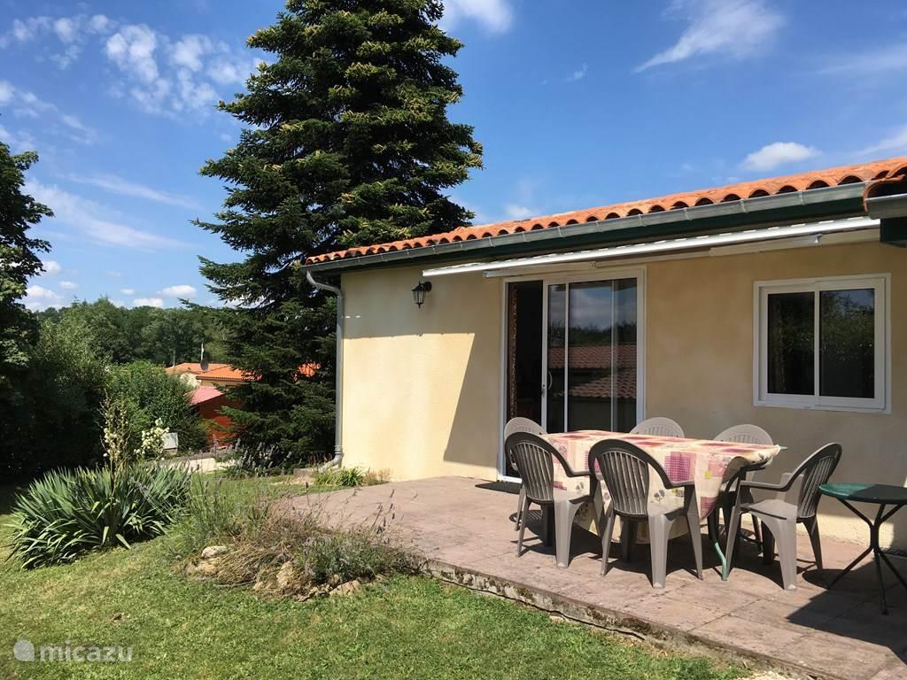 Vakantiehuis Frankrijk, Charente, Écuras - vakantiehuis Village LeChat106 Het Kippenhok