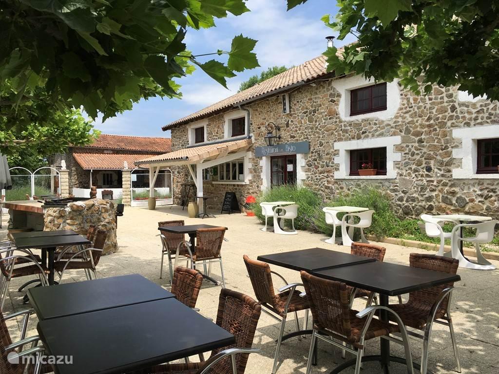 Ferienwohnung Frankreich, Charente, Écuras Ferienhaus Village LeChat106 Die Henhouse