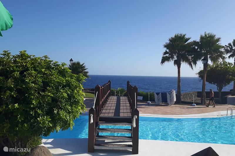 Vakantiehuis Spanje, Tenerife, Las Galletas Appartement Appartement 221 Rocas del Mar
