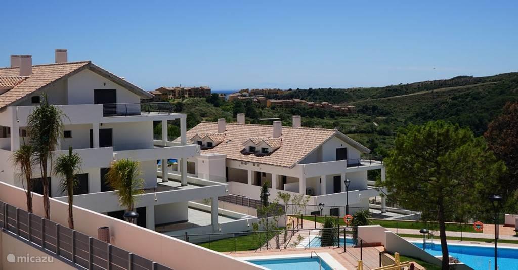 Vacation rental Spain, Costa del Sol, Estepona apartment Ocean Hills apartment Amero