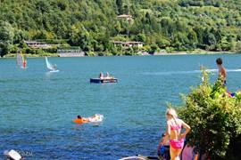 Vakantiehuis diana 50 idromeer tre capitelli in idro italiaanse meren itali huren - Tape geleid keuken ...