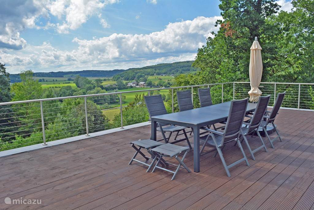 Vacation rental Belgium, Ardennes, Durbuy Villa Vues Infinies Durbuy