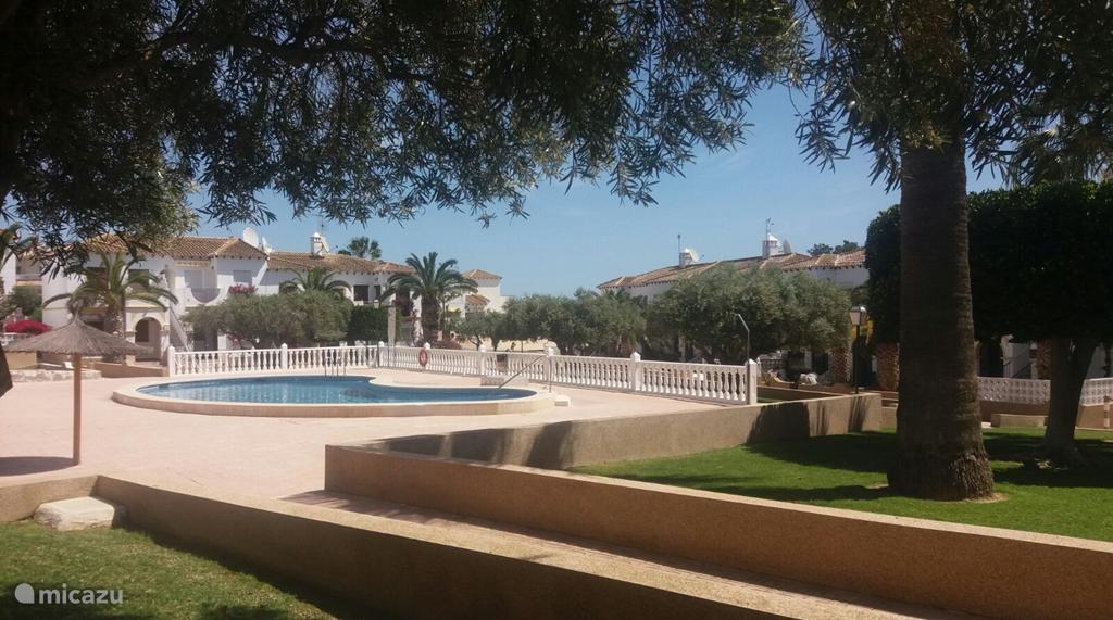 Vakantiehuis Spanje, Costa Blanca, San Miguel de Salinas - appartement Piso Aurelia