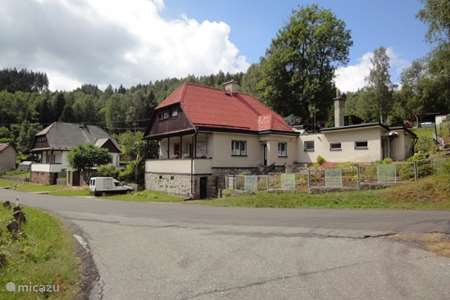 Vacation rental Czech Republic, Giant Mountains, Jivka holiday house Holiday home Janssen