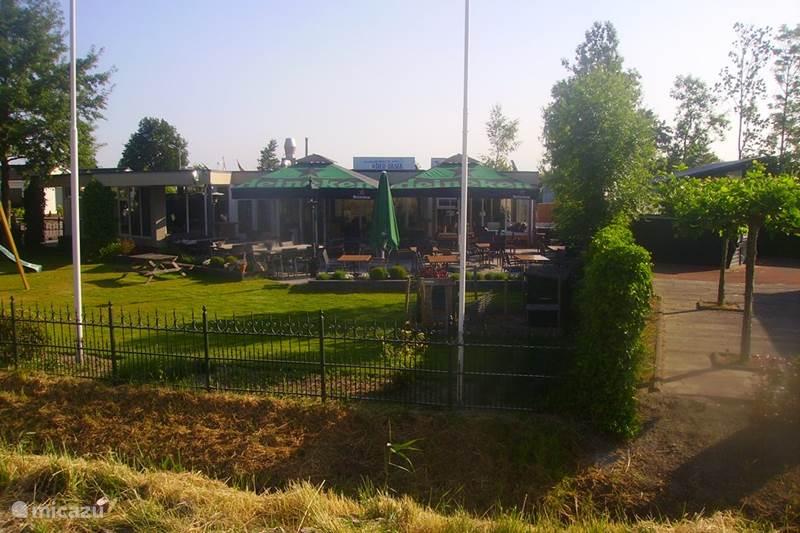 Vakantiehuis Nederland, Zeeland, Sint Annaland Chalet Krabbenkreek