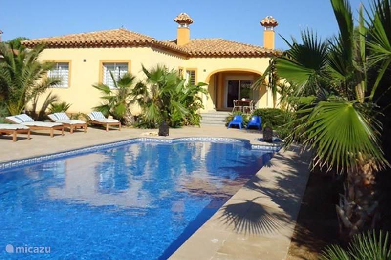 Vakantiehuis Spanje, Costa Dorada, L'Ametlla de Mar Villa Villa Tibati