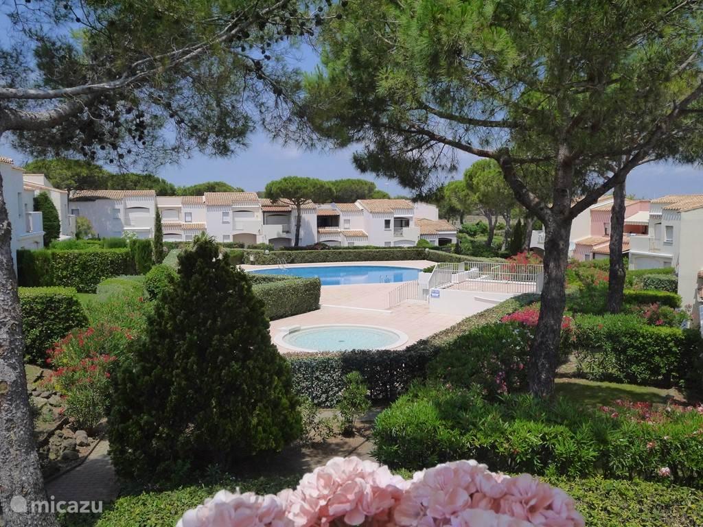 Vacation rental France, Languedoc-Roussillon, Cap d'Agde apartment Villa Port Lano 96