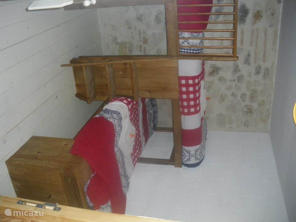 middelste slaapkamer boven