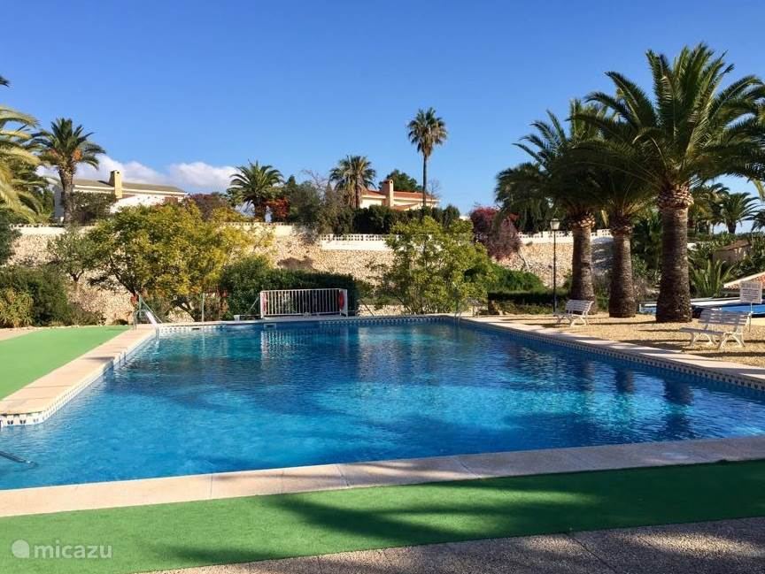 Vacation rental Spain, Costa Blanca, La Nucia Bungalow Casa Mimi