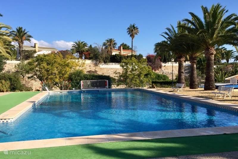 Vakantiehuis Spanje, Costa Blanca, La Nucia Bungalow Casa Mimi