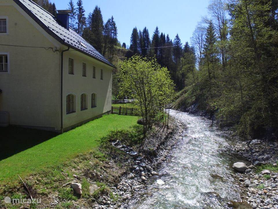 Vacation rental Austria, Salzburgerland, Dienten Apartment Die Alte Schule