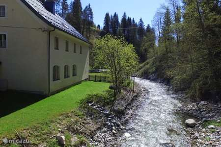 Vakantiehuis Oostenrijk – appartement Die Alte Schule