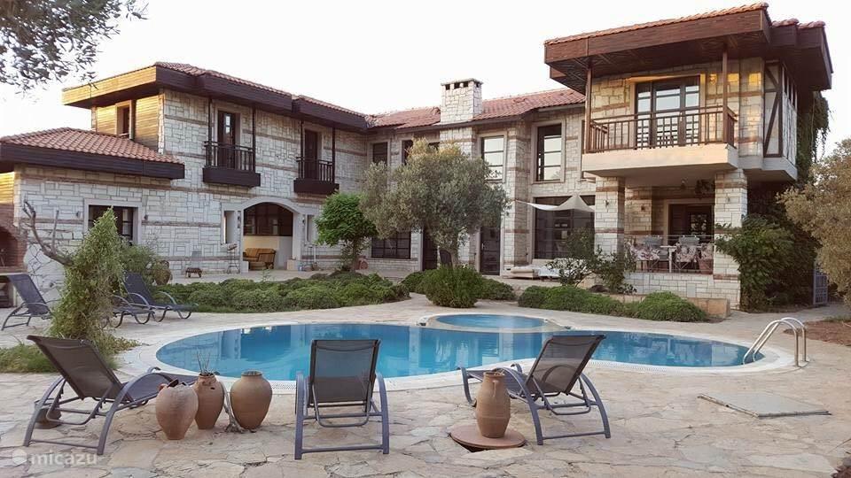 Vacation rental Turkey – villa Hidden Valley