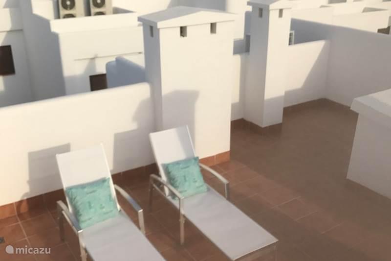 Vakantiehuis Spanje, Costa de Almería, San Juan de los Terreros Appartement  IBIZA STYLE APP. STRAND & DAKTERRAS