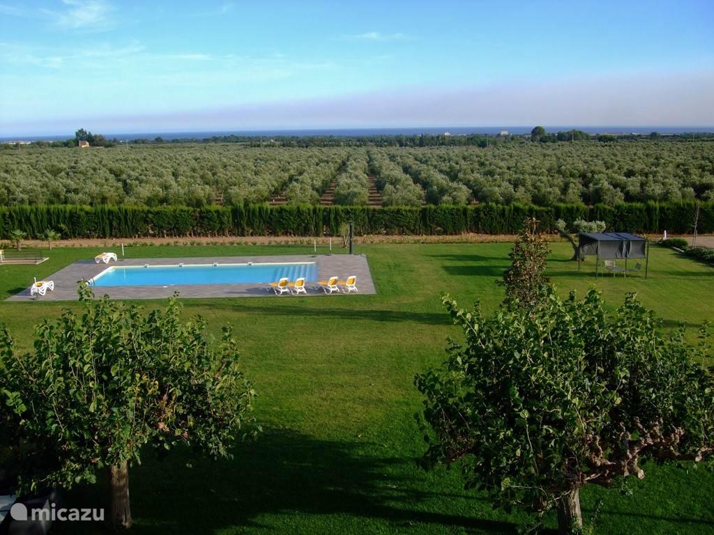 Vakantiehuis Spanje, Costa Dorada, Cambrils Villa Mas Montbrió Belvedere