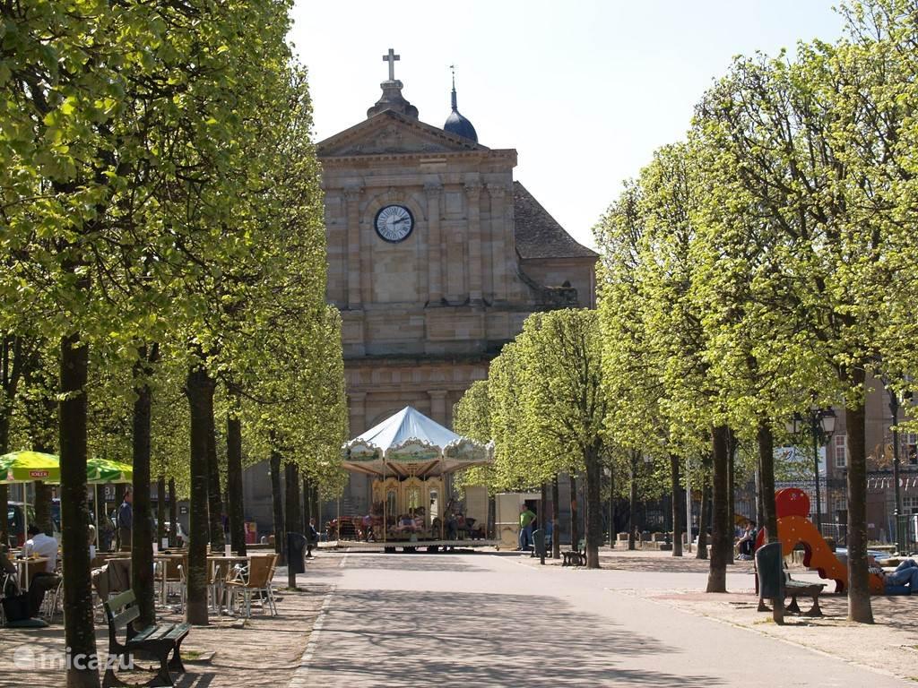Bourgondische steden