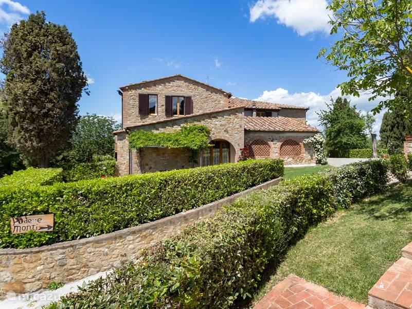 Ferienwohnung Italien, Toskana, Casole d`Elsa appartement Apartment Ciliegio