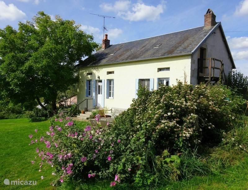 Vakantiehuis Frankrijk, Bourgogne, Ouroux-en-Morvan boerderij La Maison de la Forêt