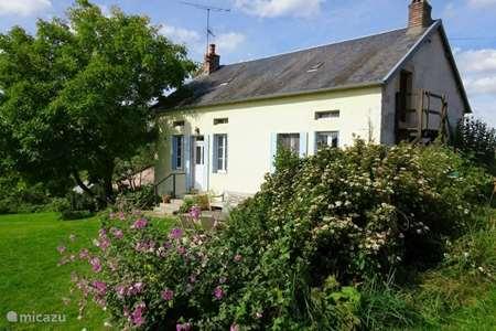 Vakantiehuis Frankrijk, Nièvre, Ouroux-en-Morvan - boerderij La Maison de la Forêt