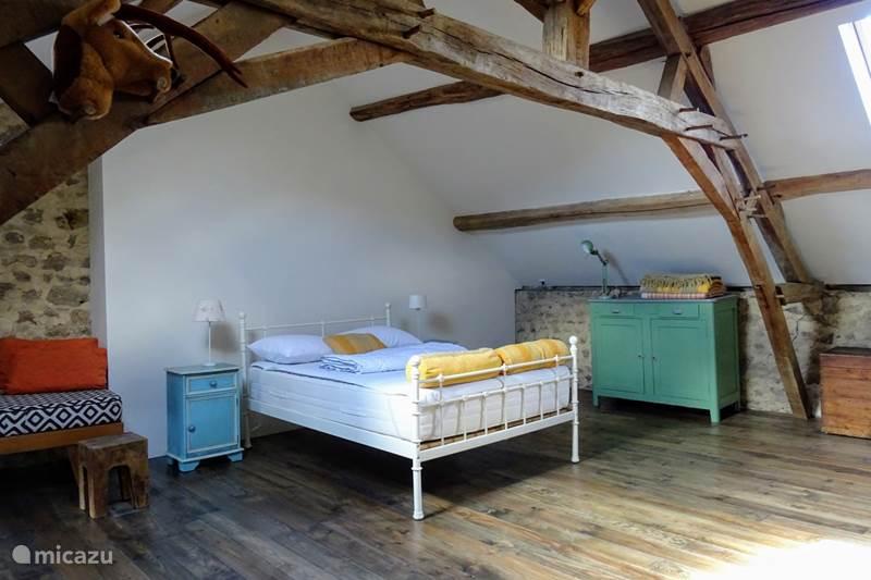 Vakantiehuis Frankrijk, Nièvre, Ouroux-en-Morvan Boerderij La Maison de la Forêt