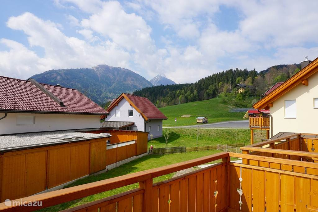 Vacation rental Austria, Carinthia, Kötschach-Mauthen terraced house Chalet Underhill