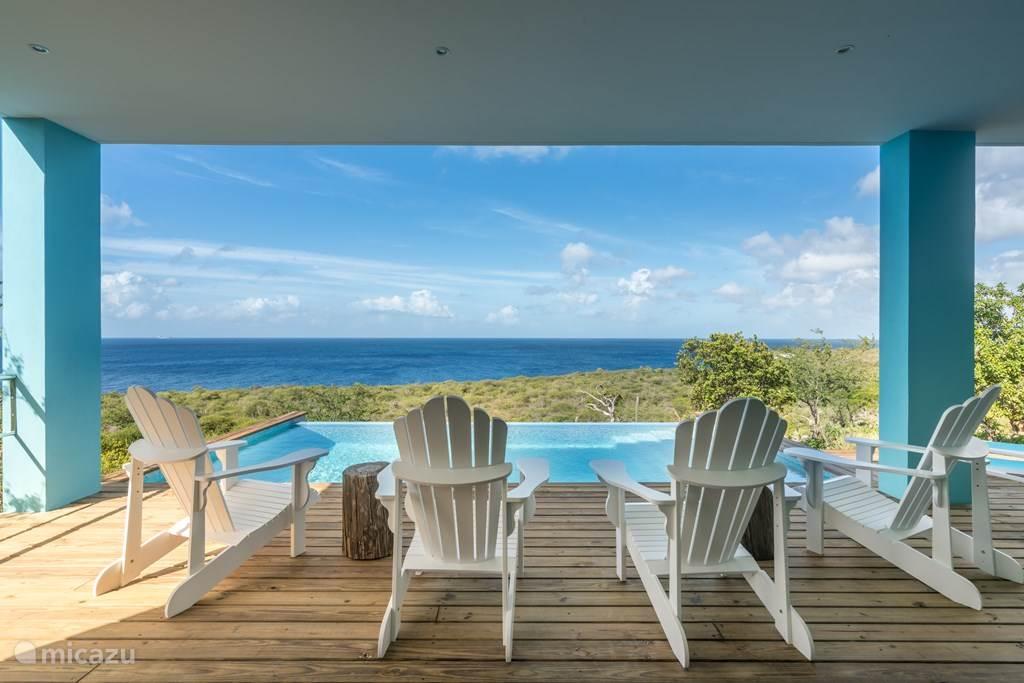 Vacation rental Curaçao, Banda Abou (West), Coral-Estate Rif St.marie Villa Villa Rilèks