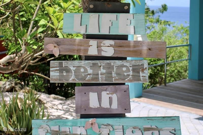 Vacation rental Curaçao, Banda Abou (West), Coral Estate, Rif St.Marie Villa Villa Rilèks