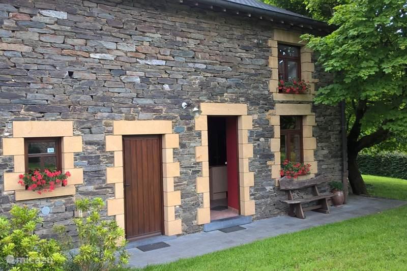 Vakantiehuis België, Ardennen, Vresse-sur-Semois Vakantiehuis La Maison des Marguerites