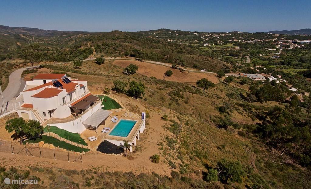 Vakantiehuis Portugal, Algarve, São Brás de Alportel Vakantiehuis Casa Eden