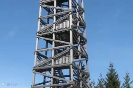 höchster Aussichtsturm 650 m