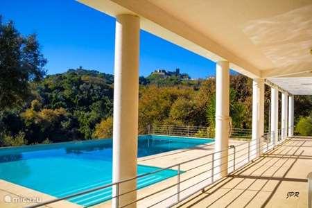 Vakantiehuis Portugal, Lissabon Kust, Setubal villa Quinta da Portugal