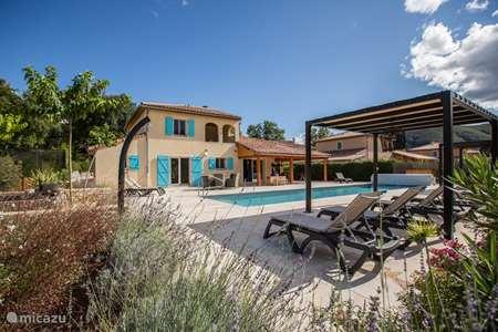 Ferienwohnung Frankreich, Ardèche, Vallon-Pont-d'Arc villa Villa Formidable (71)