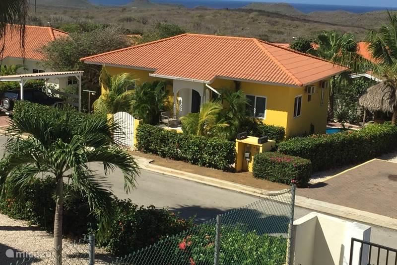 Vacation rental Curaçao, Banda Abou (West), Fontein Villa Villa CinSu