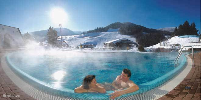 Thermal baths in Bad Kleinkirchheim