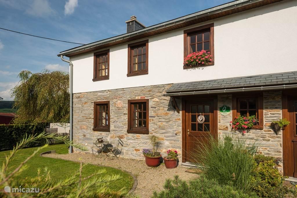 Vakantiehuis België, Ardennen, Malmedy Gîte / Cottage A l'Orée du Waud