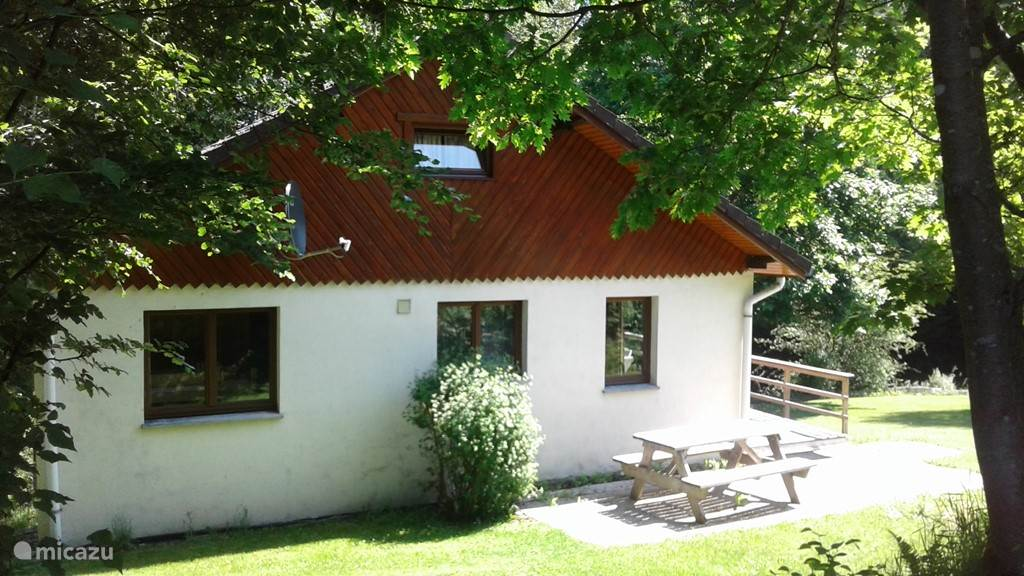 Vacation rental Belgium, Ardennes, Graide chalet Holiday home Graide