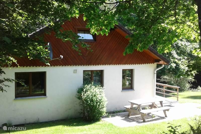 chalet ferien wohnung graide in graide ardennen belgien mieten micazu. Black Bedroom Furniture Sets. Home Design Ideas
